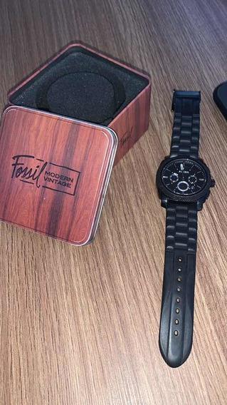 Relógio Fóssil Fs4487