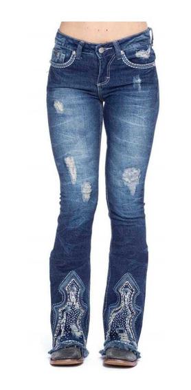 Calça Zenz Western Royal Jeans Feminina Lançamento