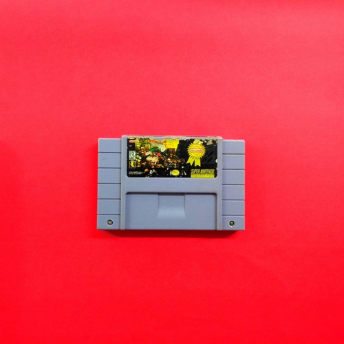 Donkey Kong Country 2 - Original Nintendo Snes