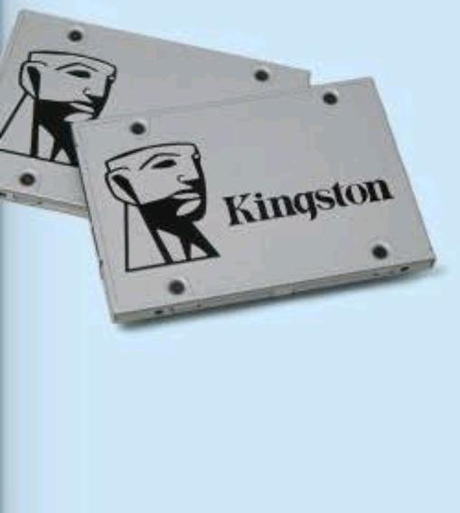 Hd Ssd 120 Gb Sata 3 Kingston Uv400 550