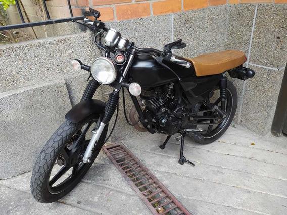 Moto Akt Sl 125 Cafe Racer