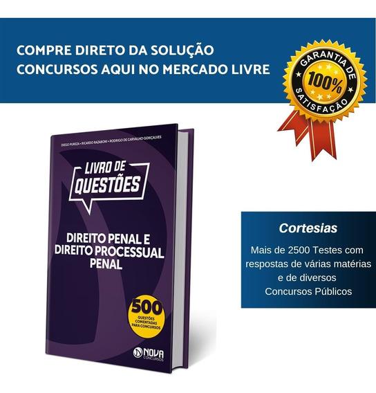Caderno Testes Direito Penal E Direito Processual Penal 2019