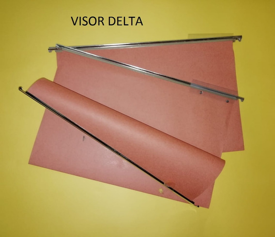 Carpeta Colgante Visor Delta - Movil - Fijo X Unidad