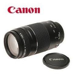Canon Lente Ef 75-300 Lii F4-5.6 Usm Foco Automatico Oferta