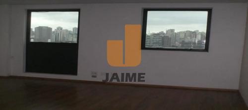 Conj. Comercial Para Venda / Locação No Bairro Barra Funda Em São Paulo - Cod: Ja569 - Ja569