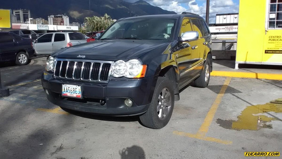 Jeep Grand Cherokee Limted-automatico