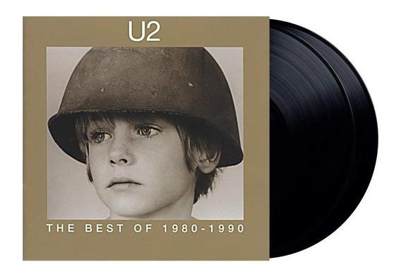 U2 - The Best Of 1980-1990 [2lp Vinil] (2018) Lacrado Import