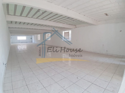 Eli House Imóveis - 26326-j   Prédio Comercial/industrial 1.020m² - Vila Assunção, Santo André - Pr00012 - 34973585