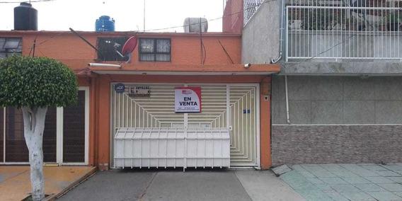 Casa En Venta Ecatepec Unidad Obrero Ctm Xiv 15-cv-6896