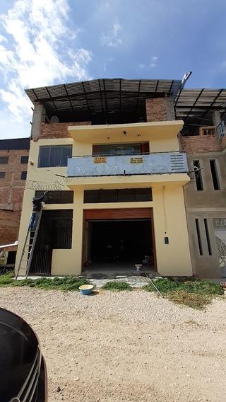 Vendo Casa En Cajamarca