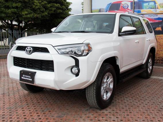Toyota 4runner Sr5 Modelo 2019 Distoyota Bucaramanga