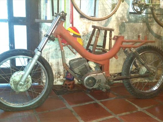 Mobilette - Rx125