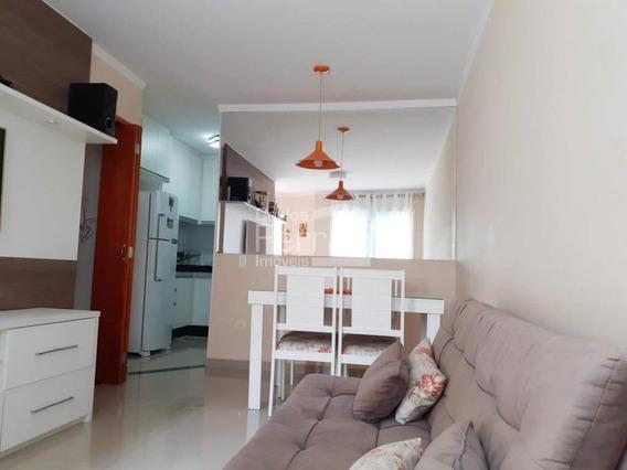 Sobrado Em Condomínio 2 Dormitórios, 1 Vaga Na Vila Mazzei - Cf29430