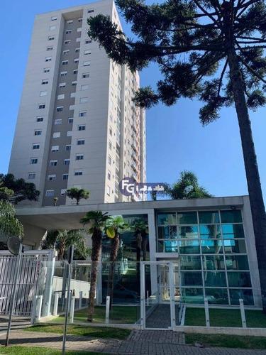 Apartamento Com 3 Dormitórios À Venda, 80 M² Por R$ 650.000,00 - Água Verde - Curitiba/pr - Ap0968