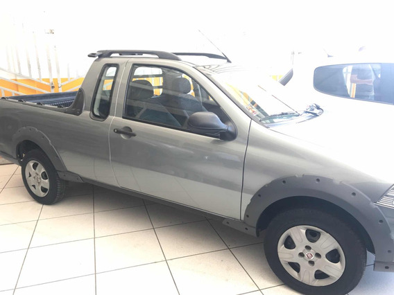 Fiat Strada 1.4 Working Ce Flex 2p 2013
