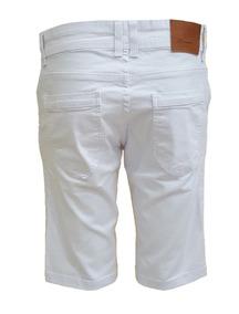Bermuda Sarja Masculina C/elastano