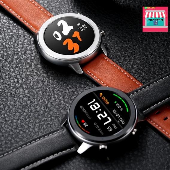 Smartwatch En Acero Clasico, Correas Intercambiables