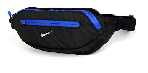 Riñonera Deportiva Nike Para Correr Running Waistpack Negra