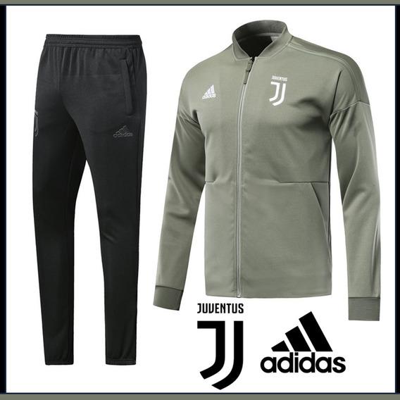 Buzo Juventus Conjunto Casaca Pantalón adidas