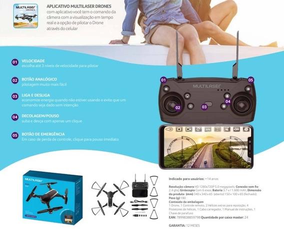 Dorne Controle Remoto Camera Hd Nota Fiscal