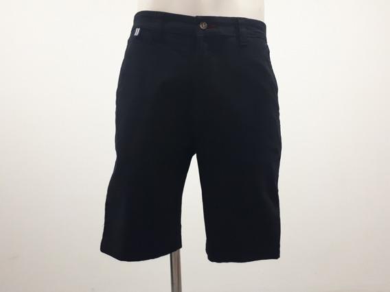 Short Bermuda Collors Couture 5432 Skinny Marino Ajustado