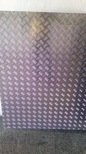 Lámina De Aluminio Estriada