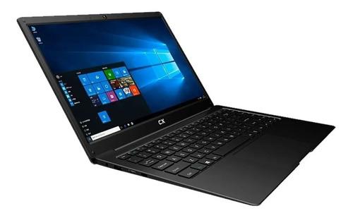 Imagen 1 de 7 de Notebook Intel Quad Core 4gb Hd Ssd 240 Led 13.3 Win10 1080p