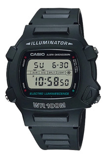 Reloj Casio W-740-1vs Sumergible