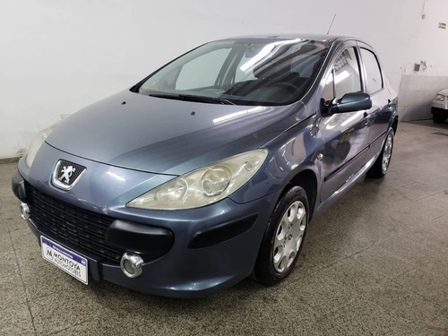 Peugeot 307 Xs Mod 2007 Hdi Impecable 5 Puertas
