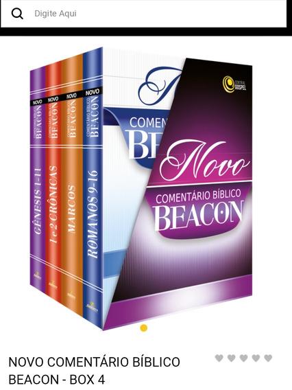 Promoção Novo Comentario Biblico Ultimas Unidades