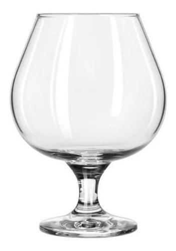 Imagen 1 de 4 de Copas De Vidrio Para Cognac O Brandy 150 Ml Libbey 8 Piezas