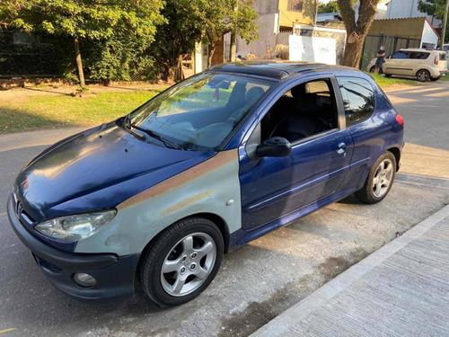 Peugeot 206 Gti Año 2000 3 Puertas