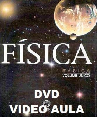 Aulas De Física Em Curso Em 1 Dvd Cvb