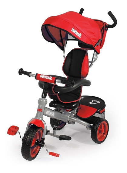 Triciclo Infantil A Pedal Bebesit 1881 Joy