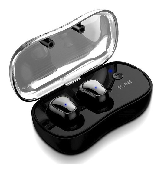 Fone Bluetooth 5.0 Syllable D900p S/ Fio - Samsung iPhone