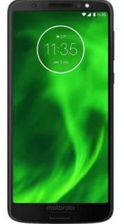 Motorola Moto G6 Xt1925 32gb Dual 4g 12mp Azul Vitrine 1