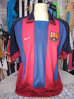 Camisas Do Barcelona #10 Ronaldinho