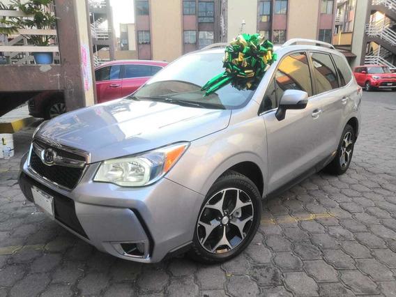 Subaru Forester 2016 2.0 Xt Navi Cvt