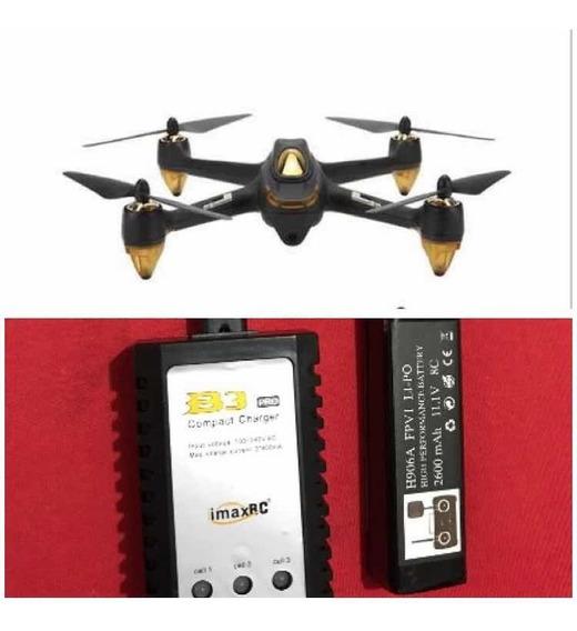 Hubsan H501s + 1 Bateria P/controle