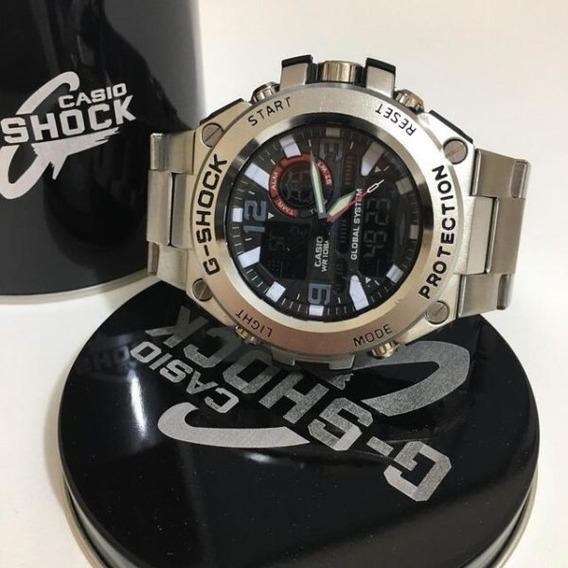 Relógio Masculino G-shock Full Metal