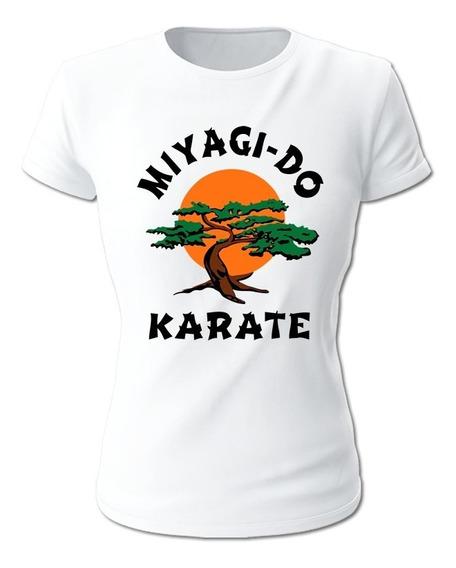 Playera Koyi 1203 Miyagi Do Karate Kid Cobra Kai Dama