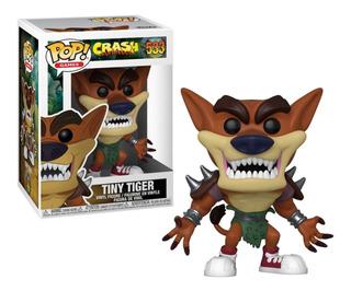 Funko Pop! - Crash Bandicoot - Tiny Tiger (43344) (533)