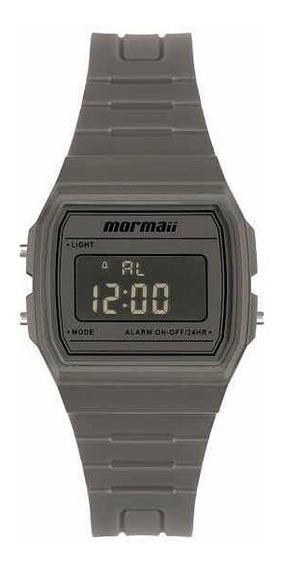 Relógio Mormaii Unissex Maui Cinza Mojh02bg/8c