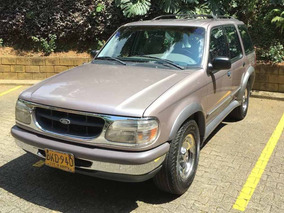 Ford Explorer Xlt 4x4 Aut. 4.0l Año 1999 ¡excelente Estado!