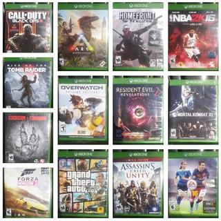 Juegos Fisicos Xbox One