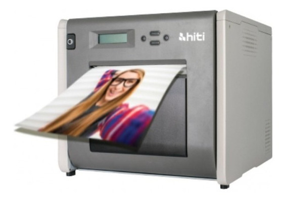 Impressora Fotográfica Hiti P525l/imp. Para Cabine/totem