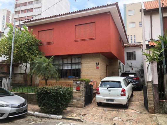 Sobrado Em Vila Mariana, São Paulo/sp De 250m² Para Locação R$ 8.500,00/mes - So517463