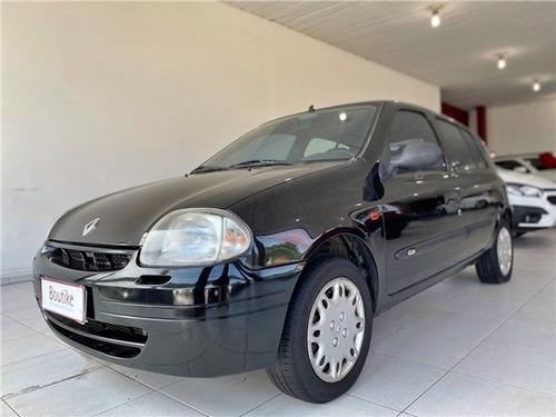 Renault Clio 1.6 Rn 8v Gasolina 4p Manual