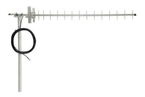Antena Para Celular E Modem + Cabo 10mts + Adaptador Rs395