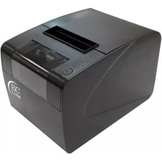 Impresora Termica Mini Printer Ec Line 80mm Usb Red Pm-80250